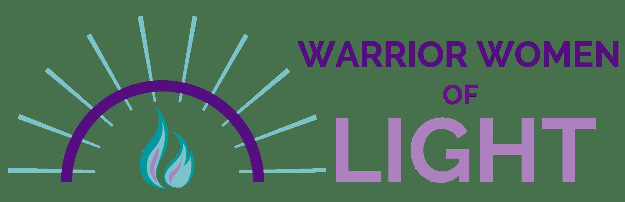 Warrior Women of Light Logo